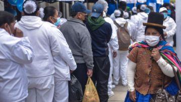 La Paz, Cochabamba y Sucre reactivan medidas ante alza de contagios de covid-19