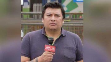 Muere el destacado periodista boliviano Boris Miranda, corresponsal de la BBC Mundo