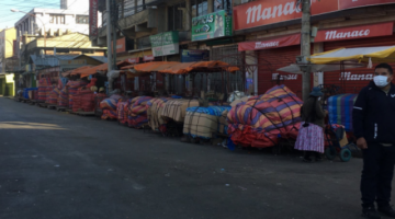 Covid-19: Cochabamba cumple cuarentena rígida en medio de intensos operativos