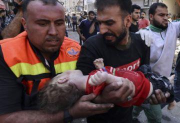 """La crisis en Oriente Medio puede tornarse """"incontrolable"""", dice jefe de la ONU"""