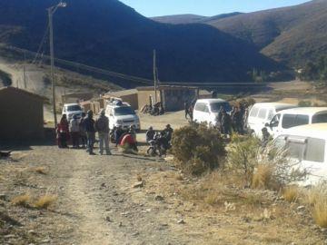 San Lucas: Campesinos se oponen a elección de concejal indígena e instalan bloqueo de caminos