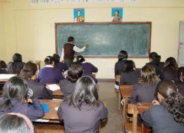 Tras vacunación a maestros, Educación prevé clases presenciales en el tercer trimestre