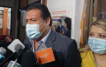 La Paz: Revilla declara ante la Fiscalía y dice que corresponde a las nuevas autoridades cubrir la deuda a Emapa