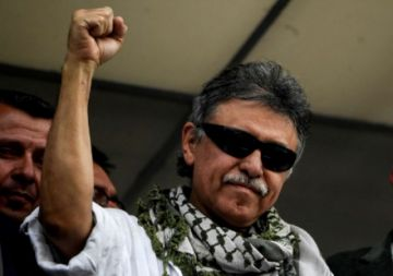 Colombia investiga presunta muerte en Venezuela de Jesús Santrich, exlíder de las FARC
