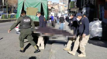 La Paz: Muere un hombre de manera súbita en un lenocinio