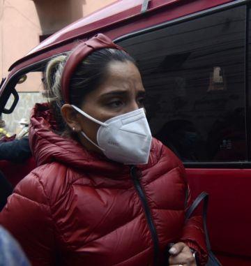 Carolina Ribera, hija de Jeanine Áñez, se contagió con covid-19