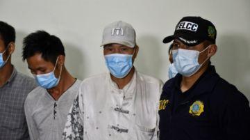 Aprehenden a ciudadanos chinos y bolivianos por explotación ilegal de oro en los Yungas