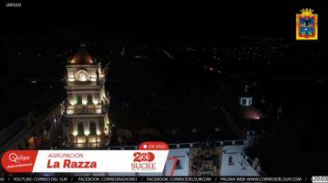 En vivo: Serenata al 25 de Mayo de la Alcaldía de Sucre
