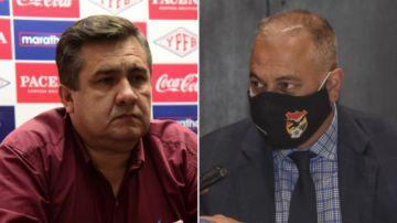 Justicia falla en contra de Blanco; Costa sigue al mando del fútbol boliviano