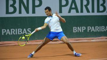 Dellien gana un partidazo y toca la puerta del cuadro principal del Roland Garros