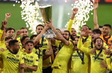 Villarreal conquista su primera Europa League gracias a Rulli y los penales