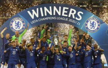El Chelsea gana su segunda Liga de Campeones con 1-0 ante Manchester City