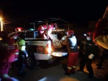 Potosí: Un hombre se suicida con dinamita y mata a sus dos pequeños hijos