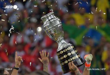 La Copa América 2021 no se jugará en Argentina debido a la pandemia del covid-19