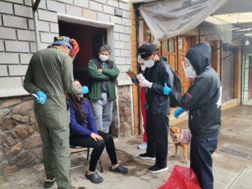 Sucre: Las brigadas médicas detectaron 112 nuevos casos de covid-19 y 666 sospechosos