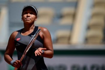 Naomi Osaka anuncia su retirada de Roland Garros por un malestar que mantenía oculto