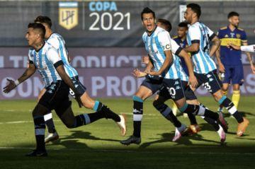 Racing-Colón, un histórico y la gran revelación definen la Copa de la Liga argentina