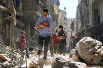 Cerca de 500 mil  personas han muerto en diez años de guerra en Siria