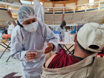 Ministerio de Salud anuncia pausa en la vacunación por el feriado de Corpus Christi