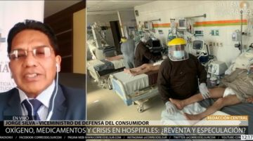 Silva plantea, a futuro, obligar a hospitales a contar con generadoras de oxígeno