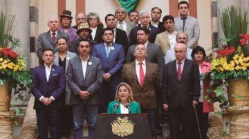 Suman seis detenidos preventivos vinculados a Murillo y prevén citar al gabinete de Áñez