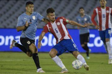 Uruguay y Paraguay empatan en Montevideo por la clasificatoria sudamericana