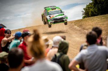 Marquito Bulacia acaba tercero en la segunda jornada del Rally de Cerdeña