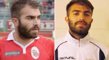 Muere Giuseppe Perrino, futbolista de 29 años, en el partido homenaje a su hermano fallecido