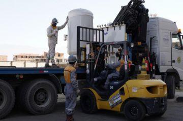 Nueva planta de oxígeno de Cochabamba comenzará a funcionar el miércoles