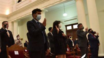 """Lima: """"La designación de vocales está anulada (…) Eso no se debate ni se discute, se cumple"""""""