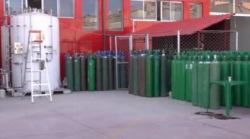 Oxígeno: Nueva planta de Potosí inicia producción y Cochabamba acelera instalación de generadora
