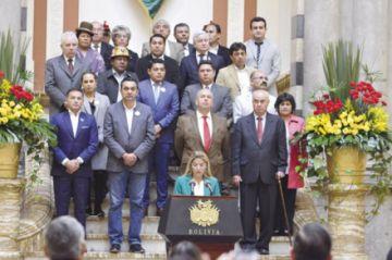 Fiscalía cita a otros diez exministros de Áñez para atestiguar por caso Gases lacrimógenos