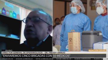 Salud prevé llegada de brigadas a Chuquisaca para atenuar la transmisión del virus