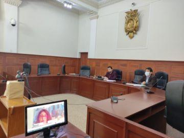 Sistema judicial de Bolivia tiene casi 4 millones de dólares para proyectos de reformas