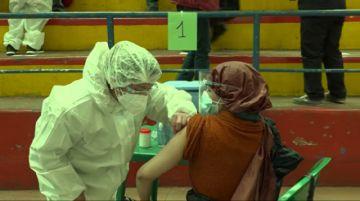 Potosí empieza a vacunar contra el covid-19 a mayores de 30 años