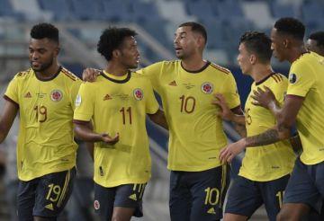 Colombia prolonga malos resultados de Ecuador con victoria 1-0 en la Copa América