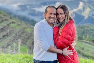 Camacho afirma que su novia recibió la vacuna porque forma parte del personal de salud