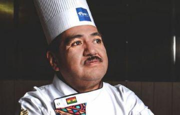 El reconocido chef Óscar Mora fallece por covid-19