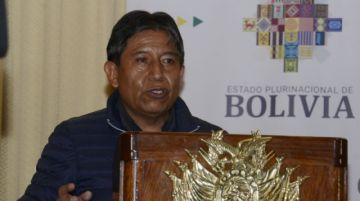 CC Chuquisaca pide a Choquehuanca la promulgación de la ley de Elapas