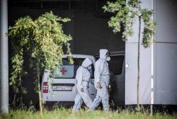Variante Delta del virus dispara nuevos casos de covid-19 a un récord en Moscú