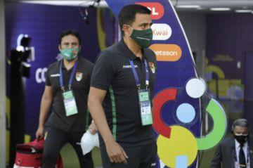 """Farías: """"Si el partido terminaba 1-1 nadie se habría sorprendido (…) Bolivia está dando pasos hacia adelante"""""""