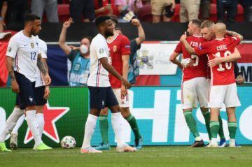 Sorpresa en la Euro: Hungría arranca un empate a Francia