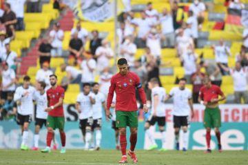 España y Portugal se complican en la Eurocopa, Alemania reacciona