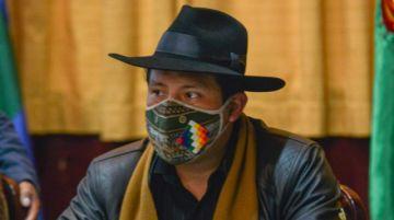 """Gobernador de La Paz descarta adquirir vacunas anticovid porque sería un """"exceso"""""""