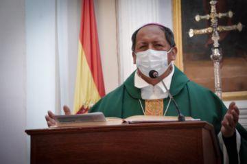 """Iglesia pide """"serenidad y confianza"""" ante las adversidades"""