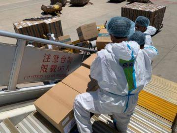 Arce anuncia 1 millón de vacunas Sinopharm para esta semana