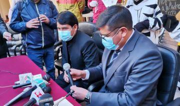 Gobernación de Chuquisaca asistirá a la reunión convocada por el Ministro de Salud