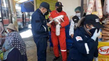 San Juan: Refuerzan controles de venta de productos no autorizados