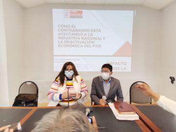 Chuquisaca: El contrabando y la pandemia afligen a los empresarios