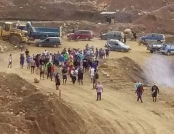 La Paz: Diez heridos en enfrentamientos en zona aurífera de Mapiri